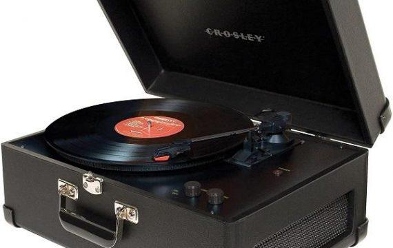 Crosley CR249 – Radio Keepsake USB Turntable Review