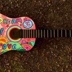How to Paint an Acoustic Guitar with Spray Paint