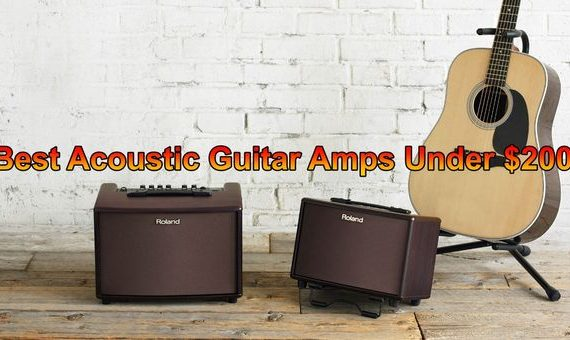 Best Acoustic Guitar Amps under 200