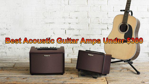 Best Acoustic Guitar Amps under 300