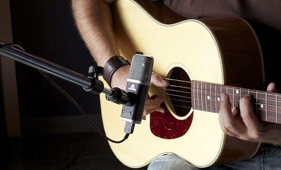 Best Mic for Recording Acoustic Guitar and Vocals