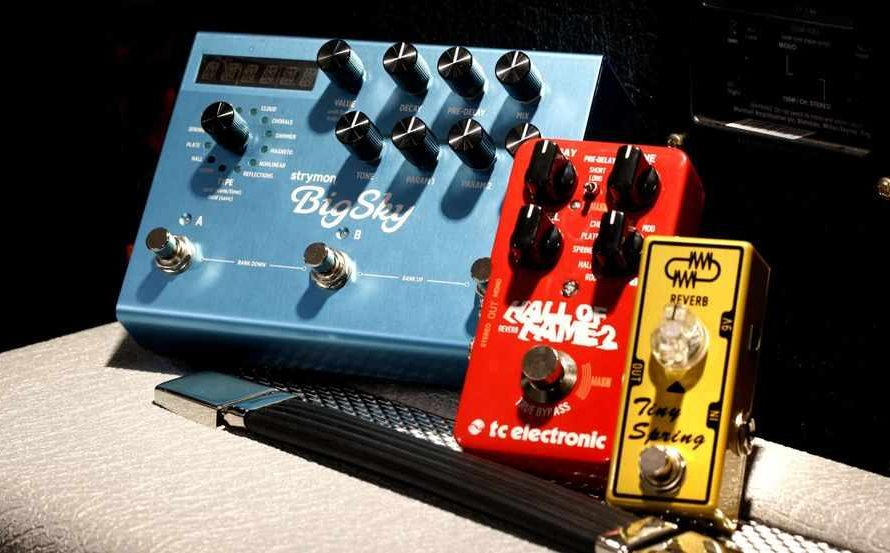 Best Reverb Pedals for Acoustic Guitar